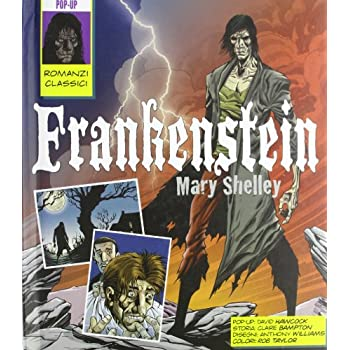 Frankenstein. Libro Pop-Up