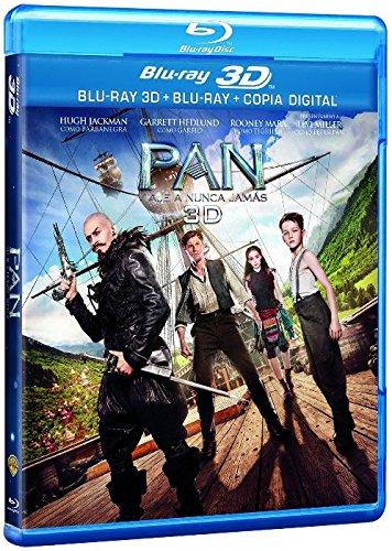 Pan (3D) [Blu-ray]