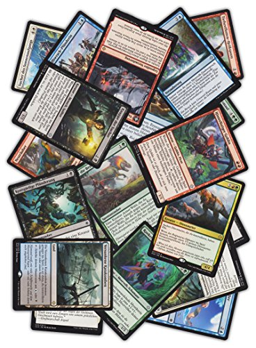 Magic the Gathering MTG Ixalan - 50 verschiedene Karten - Rare, Uncommon, Common (deutsch)