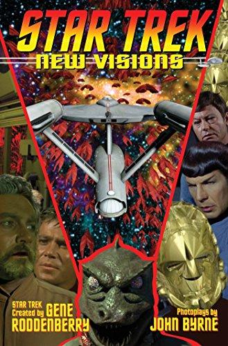Star Trek: New Visions Volume 5 (Byrne John Trek Star)