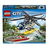 LEGO City Police 60067 - Inseguimento sull'Elicottero - LEGO - Casa e cucina