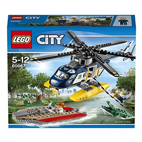 Preisvergleich Produktbild Lego 60067 - City - Verfolgungsjagd im Hubschrauber