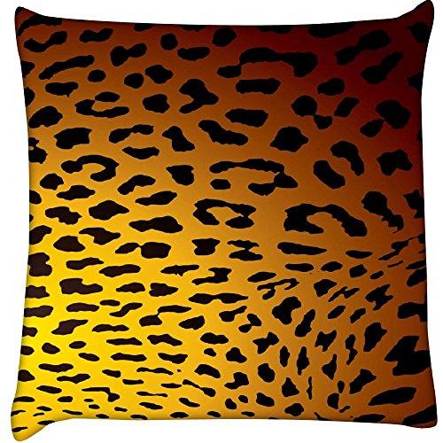 Leopard Print Home Decor Werfen Sofa Auto-Kissen Cover Kissen Fall 50,8x 50,8cm (Leoparden-print Stuhl)