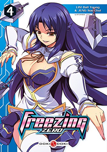 Freezing : Zero Edition simple Tome 4