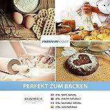 PROTEINVITAL Pures Hühner Volleipulver 100% natürlich aus Österreich – 1000g Bodenhaltung – Neutral & ohne Zusatzstoffe – Ei-Pulver – Backpulver – Laktosefrei Glutenfrei Süßstofffrei - 4
