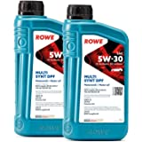 9 5l 4l Liter Rowe Hightec Multi Synt Dpf Sae 5w 30 Motoröl Made In Germany Auto