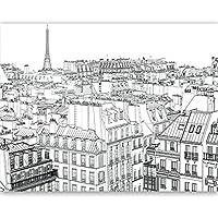 Amazon Fr Paris Papiers Peints Peintures Outils Et Traitement