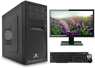 "Wintech Core I5 3rd Generation/ H-61 Motherboard / 4GB DDR3 RAM / 1TB SATA HDD / DVD Drive/ 18.6"" Monitor/ Assembled Desktop"