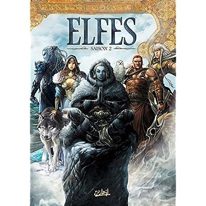 Elfes - Coffret T6 à T10