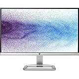 HP 22es (T3M70AA) 54,61 cm (21,5 Zoll) Monitor (Full HD, VGA, HDMI, 7ms Reaktionszeit) schwarz/silber
