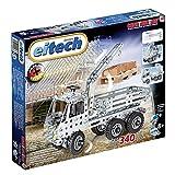 """'eitech 00301–costruzione in metallo Camion con cassone/ladre Crane """""""