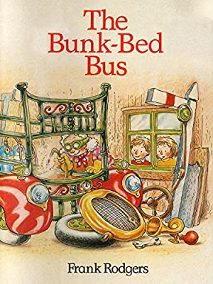 The Bunk-Bed Bus (Janet and Sam Book 1) produced by Hungry Horse - quick delivery from UK.