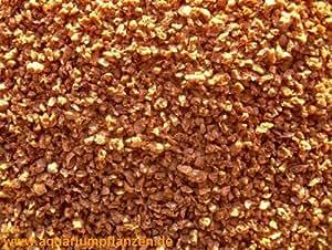 1000 ml Cichlidengranulat, Fischfutter für Barsche