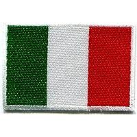 Italia de bandera de Italia Roma esperanza fe Caridad bordado Applique parche para planchar (nuevo tamaño mediano