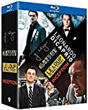 Leonardo DiCaprio: Le loup de Wall Street + Gatsby le magnifique + Inception + J. Edgar [Blu-ray]