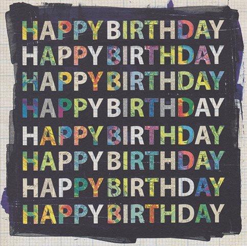 Happy Birthday–top-n