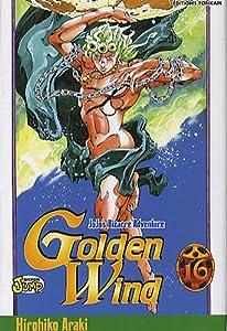Golden Wind - Jojo's Bizarre Adventure Saison 5 Edition simple Tome 16