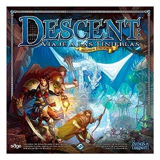 Fantasy Flight Games - Descent, Viaje a las tinieblas (Asmodee, FFDJ01) (B01124EJL8) | Amazon Products