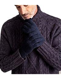 WoolOvers Gants - Homme - Laine d'agneau