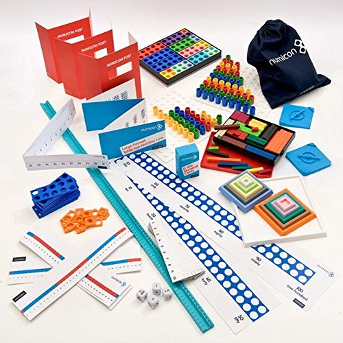 Numicon One to One Starter Apparatus Pack A