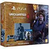 PlayStation 4 1 Tb C Chassis  + Uncharted 4: Fine di un Ladro [Bundle Limited]
