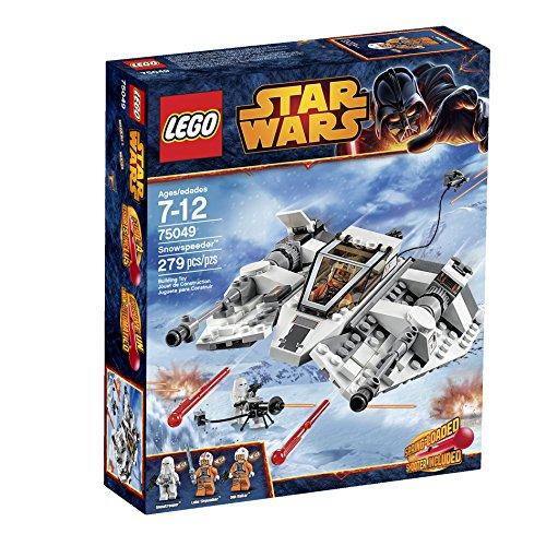 Preisvergleich Produktbild Lego Star Wars Snowspeeder [75049 - 279 pcs]