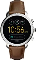 Fossil Explorist Analog-Digital Black Dial Men's Watch - FTW4003