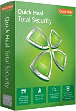 Quick Heal Total Security - 2 PC, 1 Year (DVD)
