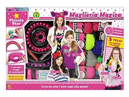 maglieria magica - mazzeo giocattoli