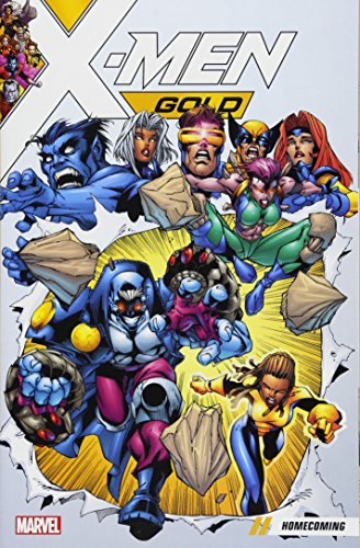 X-men Gold Vol. 0: Homecoming por Joe Kelly