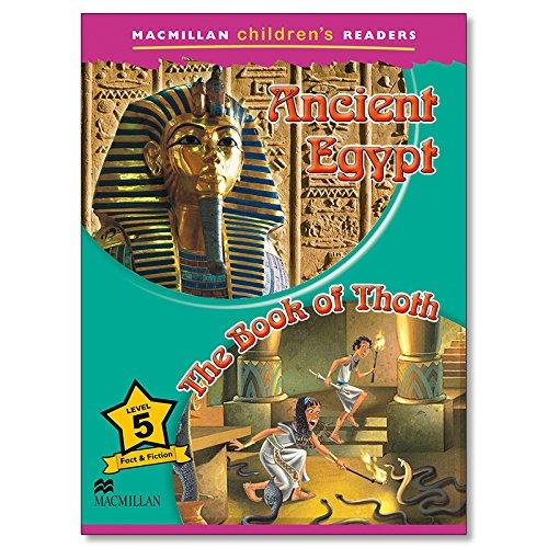 MCHR 5 Ancient Egypt (Macmillan Children's Readers) - 9780230460430 por A. Raynham