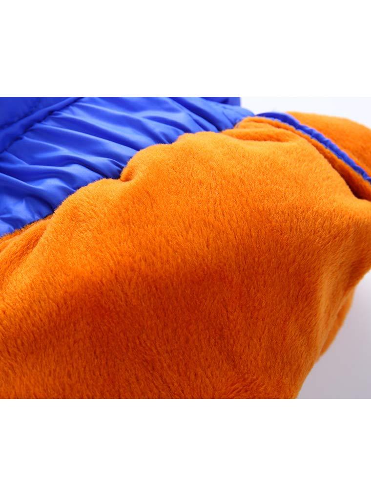 Odziezet Pantalones Esquí Niños Niñas Grueso Plumas Plumon Calientes 1-7 Años 3