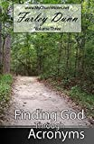 Finding God Through Acronyms Vol 3 (English Edition)