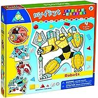 Orb Factory - Kit per realizzare un mosaico con tesserine adesive, soggetto: Robot