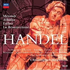 "Handel: Athalia, HWV 52 / Act 3 - ""Oppression, no longer I dread thee"""