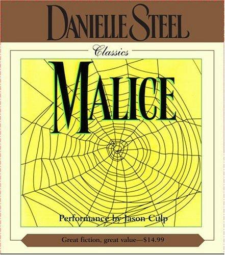 Malice (Danielle Steel) by Danielle Steel (2005-02-01)