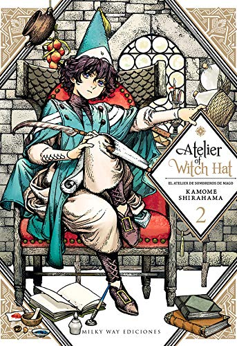 Atelier of Witch Hat, Vol. 2
