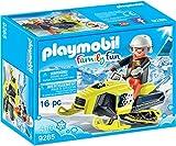 Playmobil- Motoneige, 9285