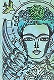 Tribute to Frida Journal: Creative Inspiration Sketchbook