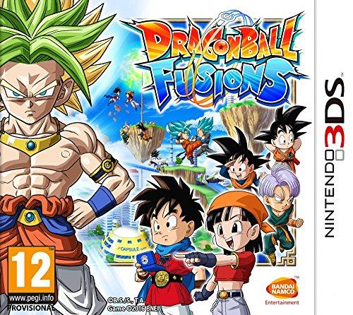 Namco Bandai Games Dragon Ball Fusions, Nintendo 3DS Básico Nintendo