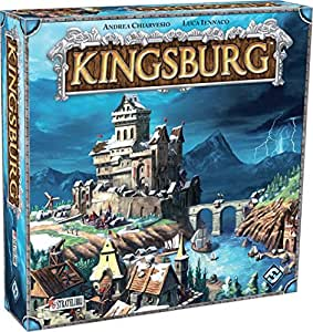 Kingsburg Board Game