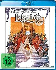 Die Reise ins Labyrinth - 30th Anniversary Edition [Blu-ray]