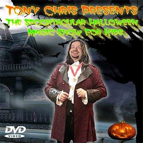 murphys Halloween Show by Tony Chris - DVD (Halloween Magic-show Ideen)