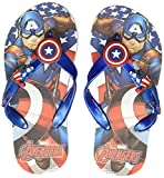 #10: Marvel Boy's Captain America Flip-Flops