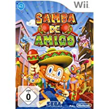 Samba de Amigo [Software Pyramide]