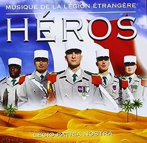 Héros - Legio Patria Nostra