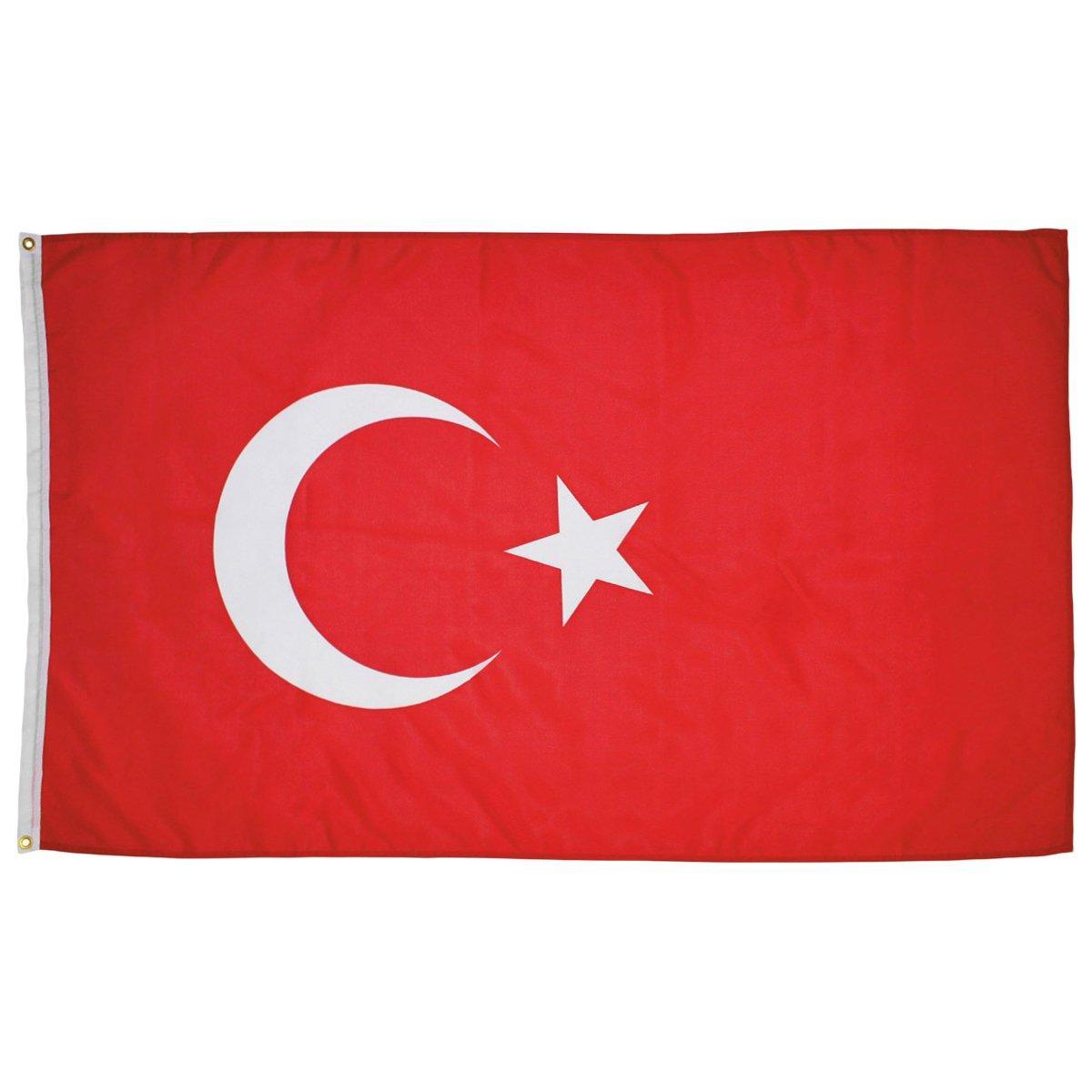 Mil-Tec Flagge Türkei 90x150cm
