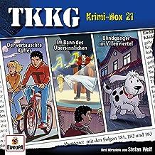Krimi-Box 21 (Folgen 181,182,183)