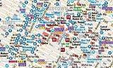Image de Nueva York plano callejero plastificado. Escala 1:15.000. Borch. (Borch Map)