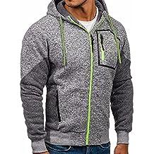 official photos 9ac10 da0a3 OHQ Pull Jacquard Sport Cardigan Cachemire pour Homme Nouveau Hommes  Outwear Hiver Hoodie Veste Manteau Chaud